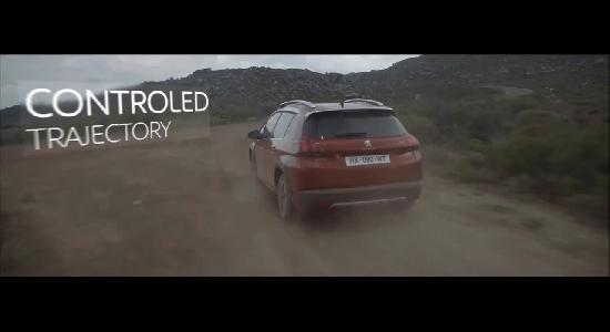 video peugeot 2008 suv grip control tvc ad. Black Bedroom Furniture Sets. Home Design Ideas
