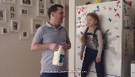 Aldi the girl stuck to the fridge - Special Buys - Style Your Room tvc ad