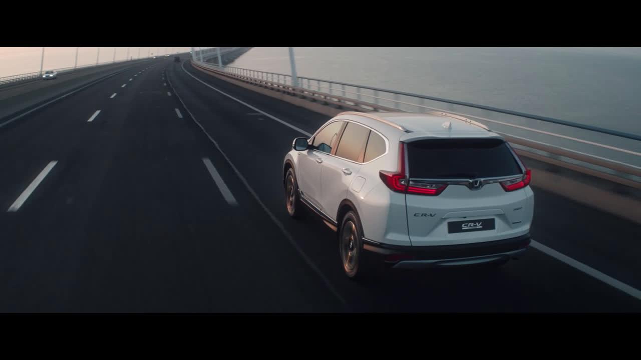Nuevo Honda CR-V Hybrid Trailer