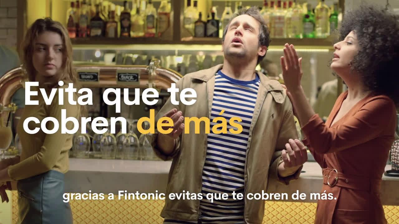 Fintonic Acostúmbrate a tener dinero | ALERTAS anuncio