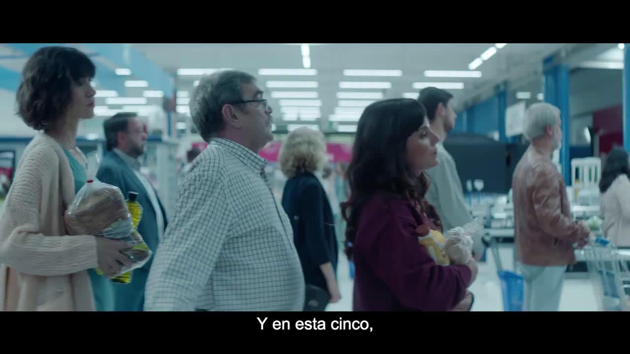 SuperOnce de la ONCE - Supermercado Trailer