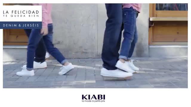 Kiabi  Jeans para toda la familia anuncio