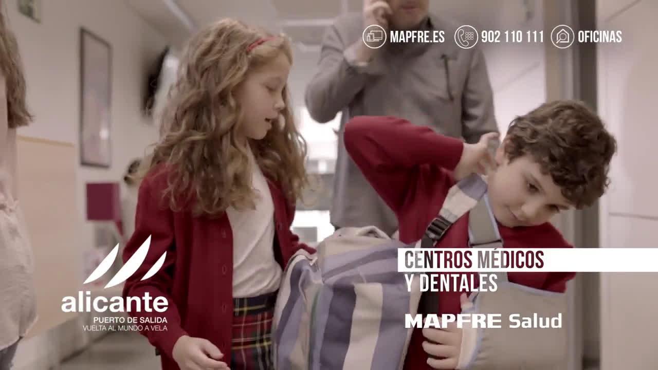 Mapfre Salud, tu compañía anuncio