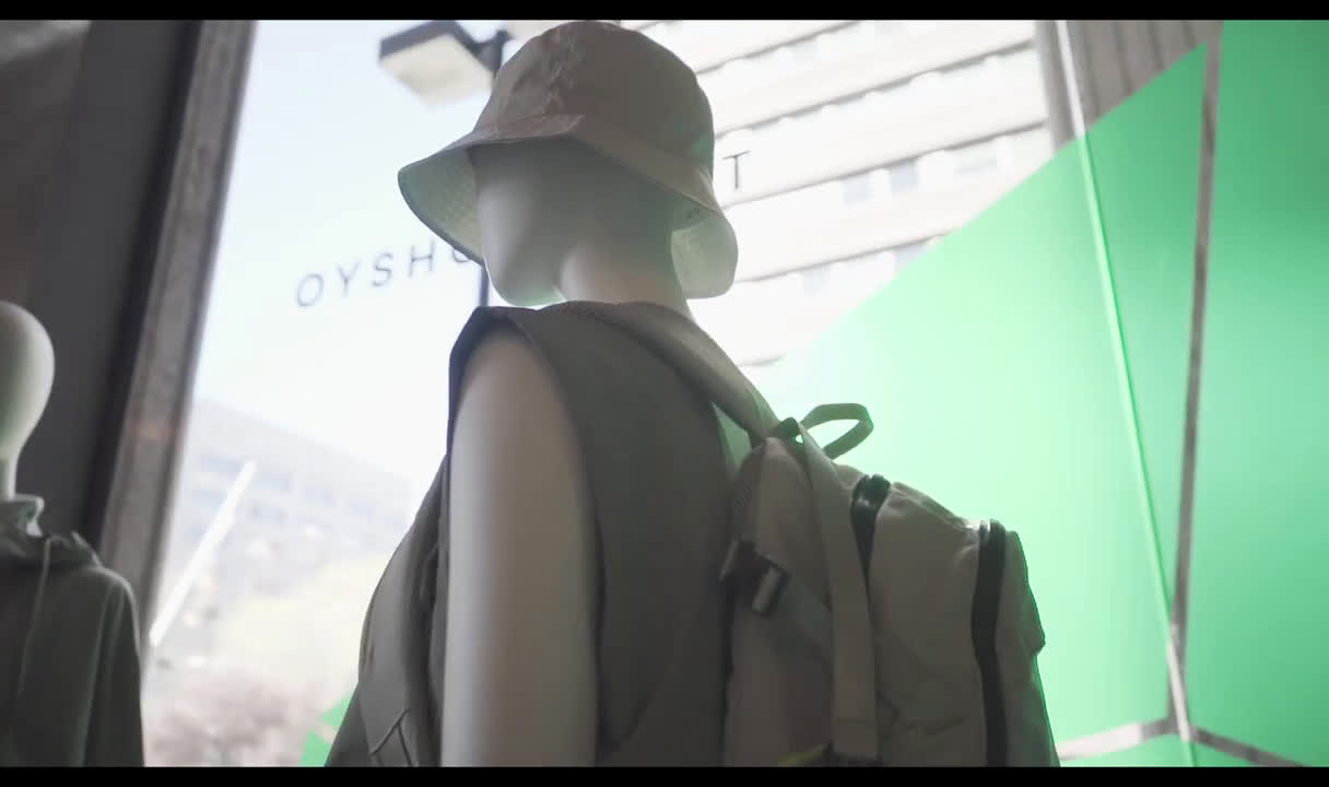 Oysho Sport presents its new sport collections in Madrid anuncio