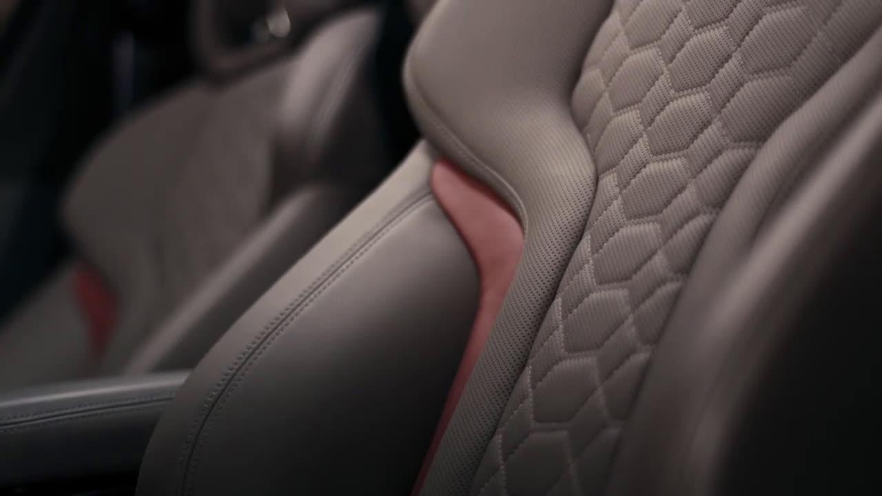 Nuevo BMW X3 M y BMW X4 M - Exterior e Interior Trailer
