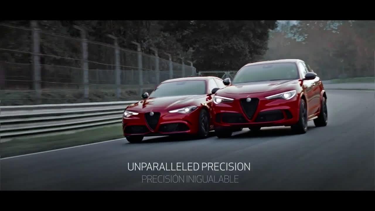 Giulia y Stelvio Quadrifoglio | Nuevo Spot Wicked Game Trailer