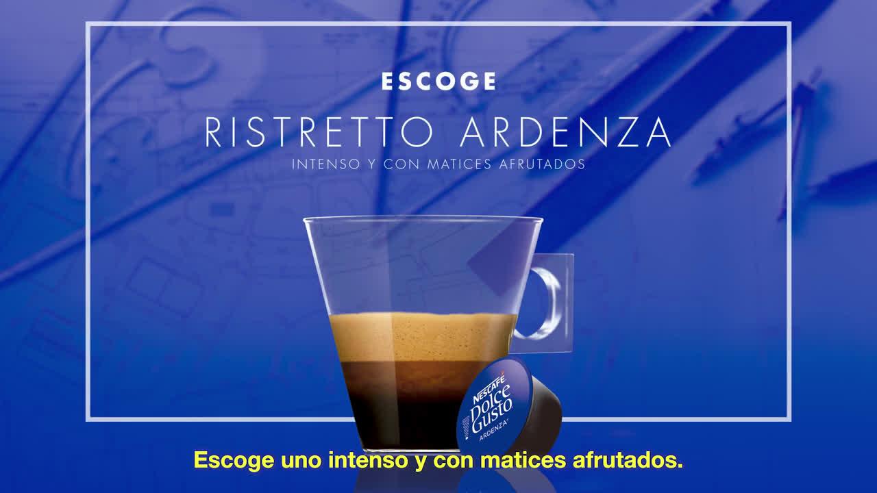 NESCAFÉ Dolce Gusto Elige Ristretto Ardenza de Nescafé Dolce Gusto #TuCaféTeDelata anuncio