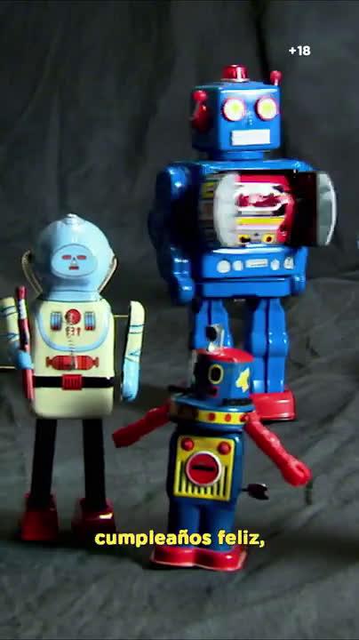 Solo un robot podría cantarte así | Triplex de la ONCE Trailer