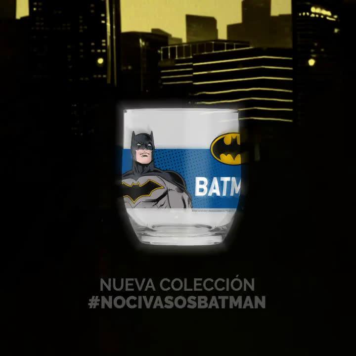 Nocilla ¡NUEVA COLECCIÓN NOCIVASOS BATMAN! anuncio