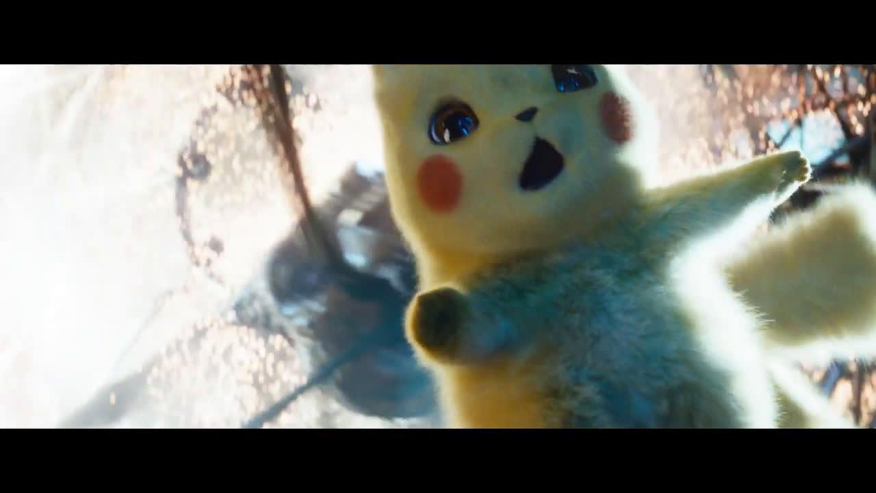 """Warner Bros POKÉMON Detective Pikachu - """"Mágico"""" anuncio"""