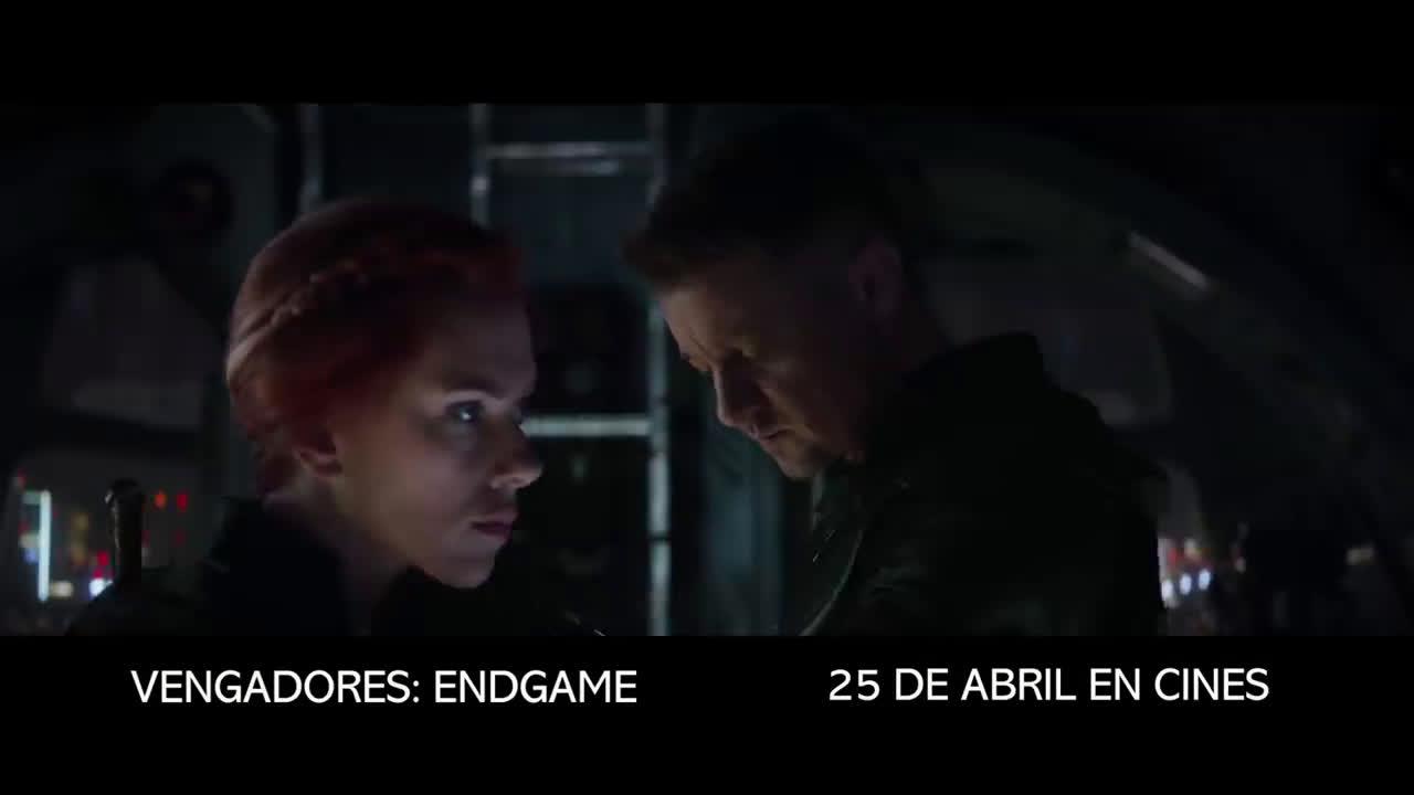 Marvel Vengadores: Endgame | Anuncio: 'No olvidamos' | HD anuncio