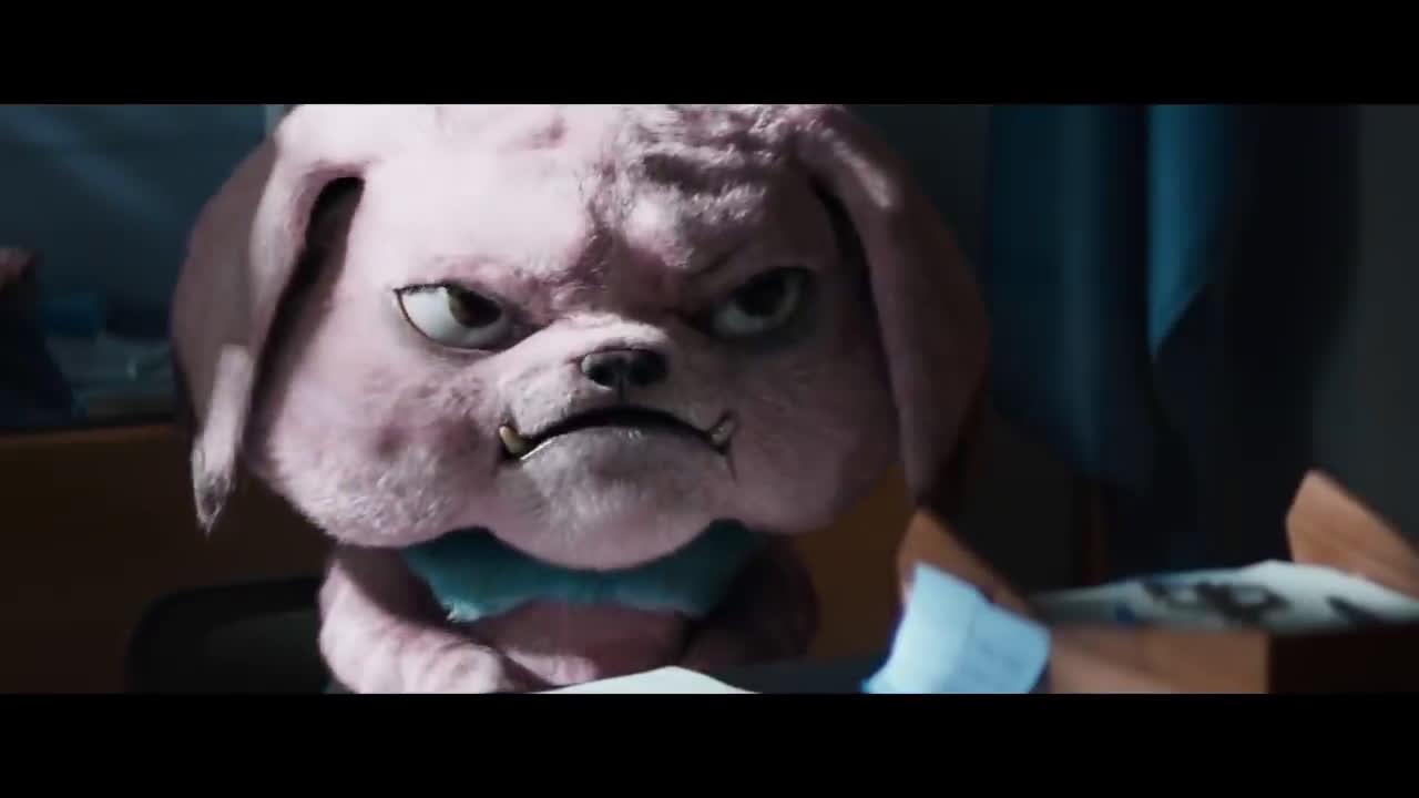 Movieclips Trailers Pokémon Detective Pikachu Sneak Peek (2019) | 'What A Pikachu World' anuncio