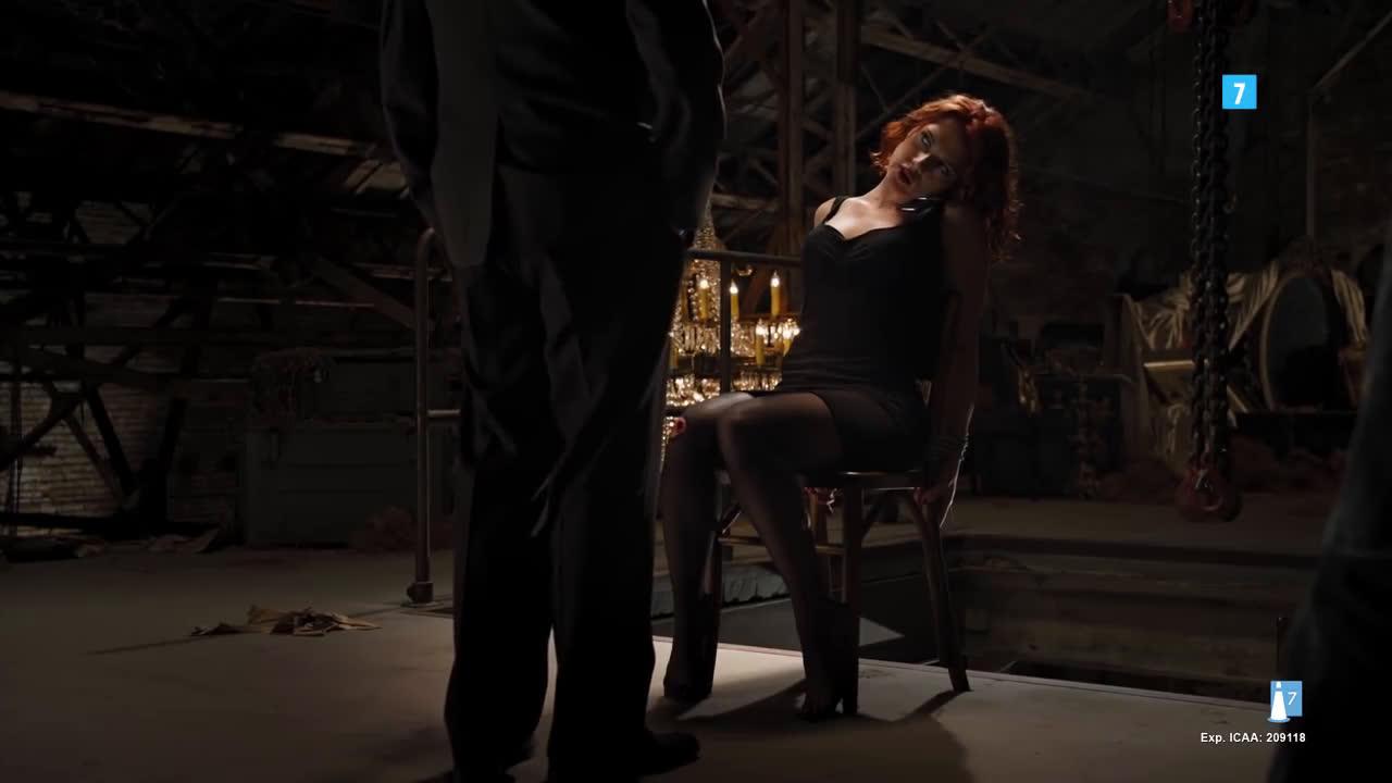 Vengadores: Endgame | Making of: Scarlett Johansson | HD Trailer