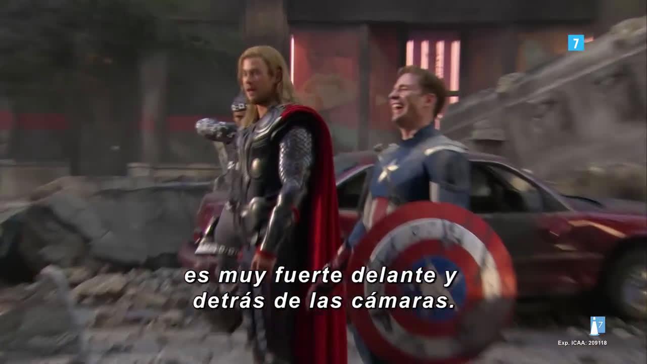 Vengadores: Endgame | Making of: Jeremy Renner | HD Trailer