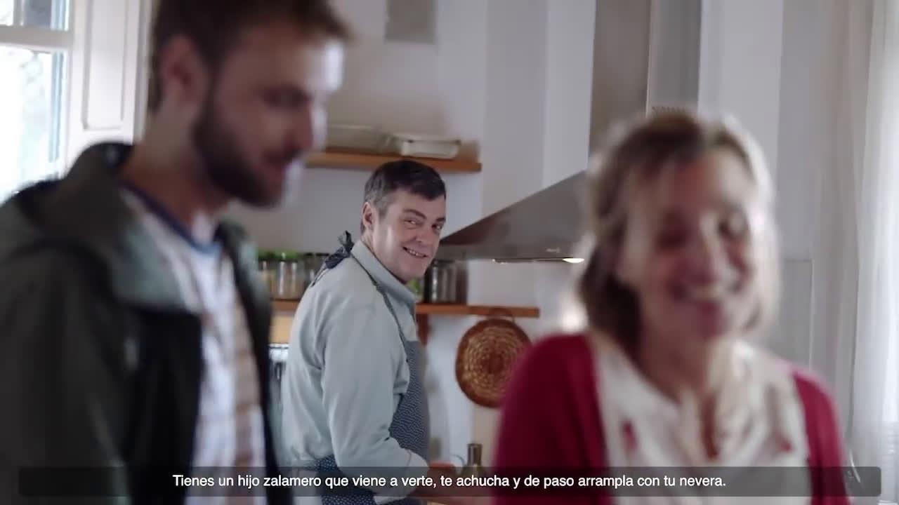 Aldi #PorSi tienes un hijo zalamero: solomillo, pimiento tricolor y brócoli para micro anuncio