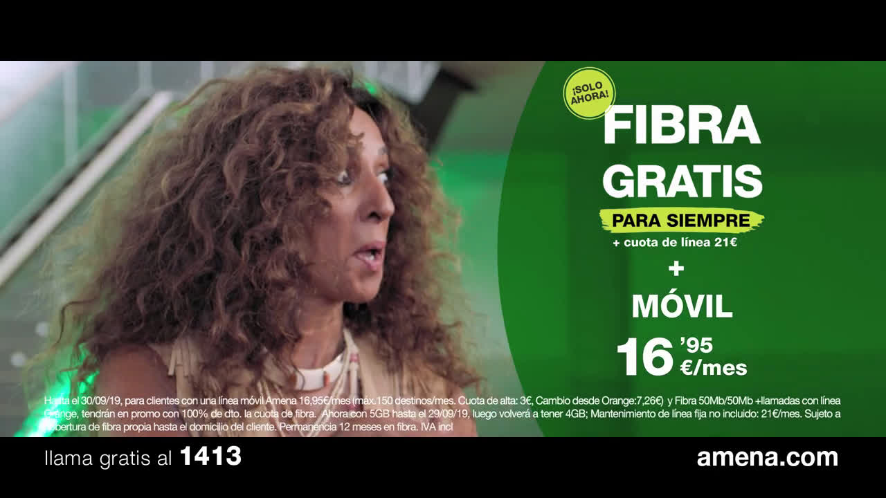 Aban Commercials Anuncios Publicitarios De Amena En España Pag
