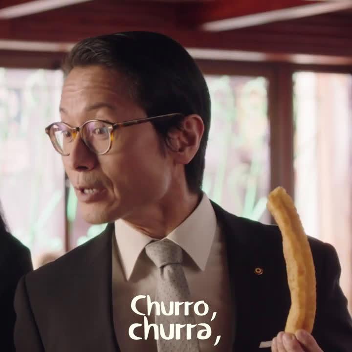 """Warner Bros Los Japón - """"Gamberro"""" anuncio"""