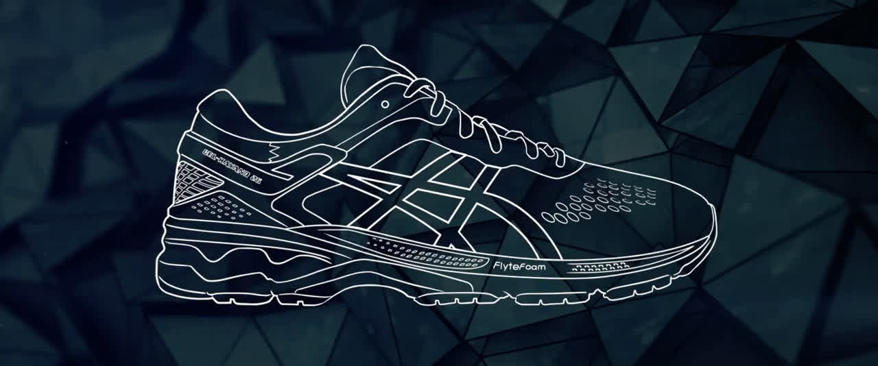 ASICS Science Behind The Shoe Episode 2: Protection anuncio