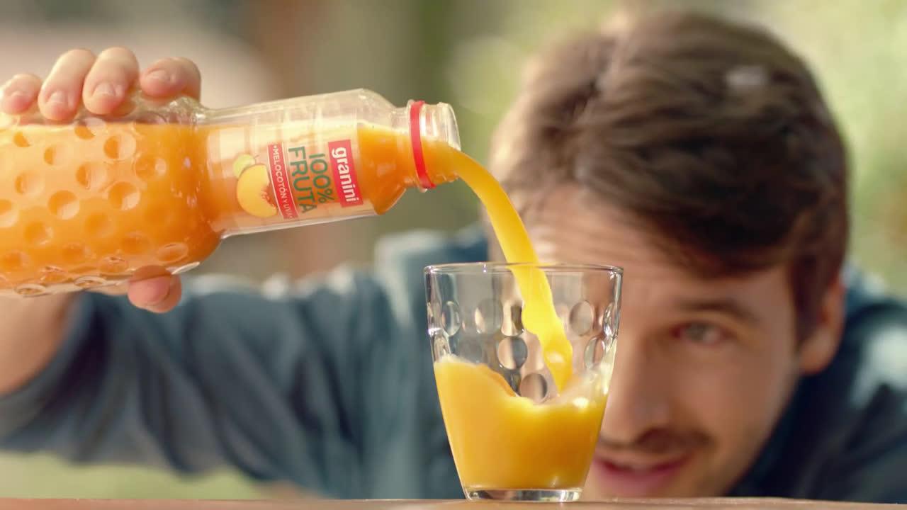 granini Fruta y punto - Nuevos granini 100% fruta anuncio