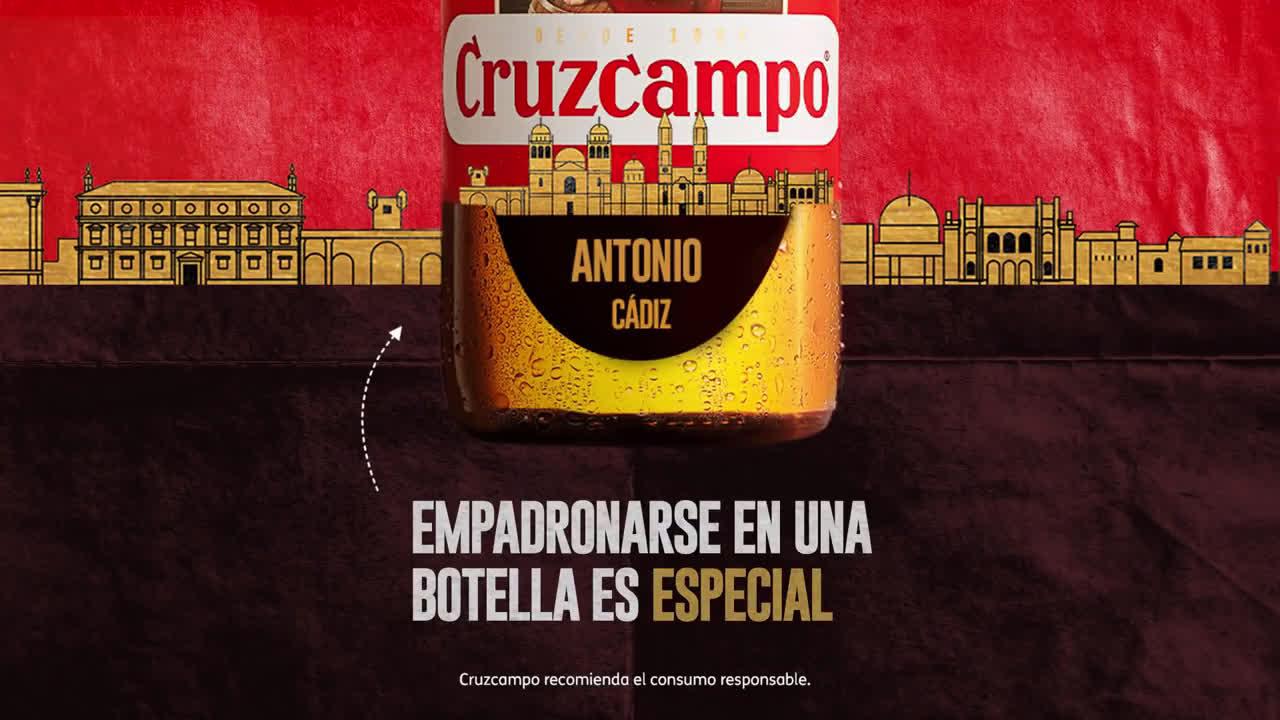 CruzCampo EDICIONES LIMITADAS DE CRUZCAMPO ESPECIAL anuncio