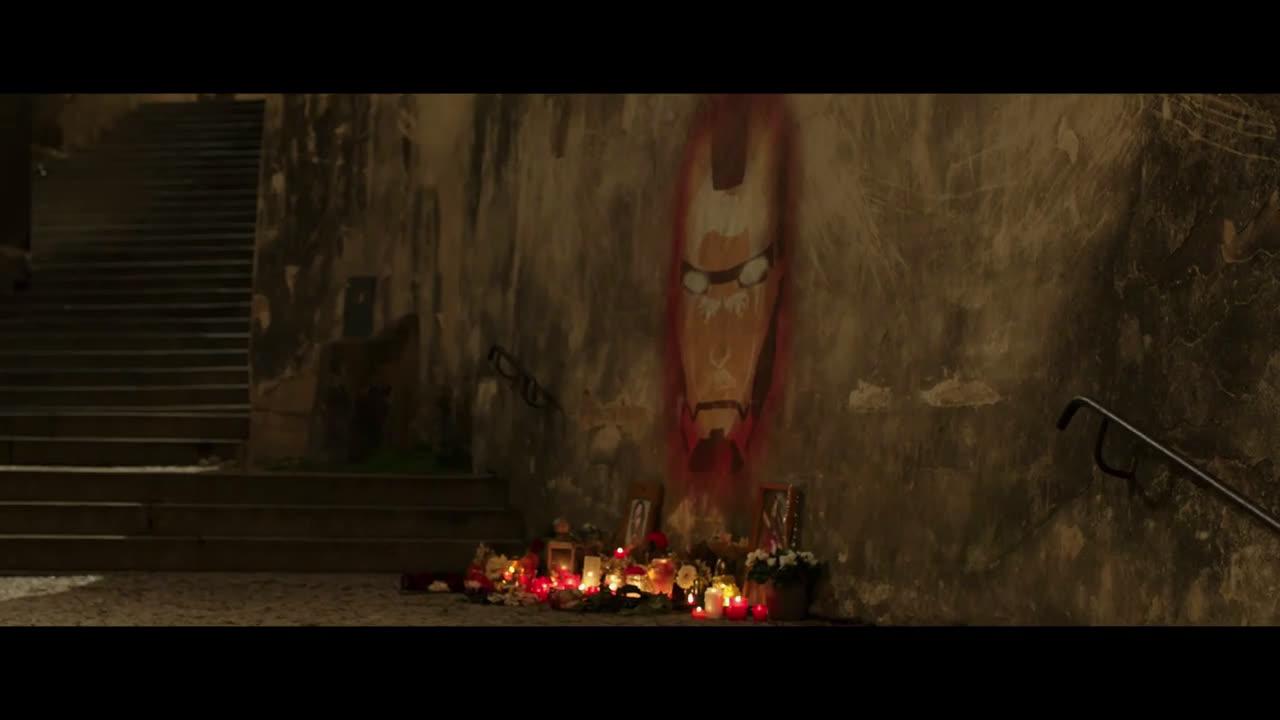 Sony Pictures Entertainment SPIDER-MAN: LEJOS DE CASA. El mundo necesita un nuevo Vengador. En cines 5 de julio anuncio