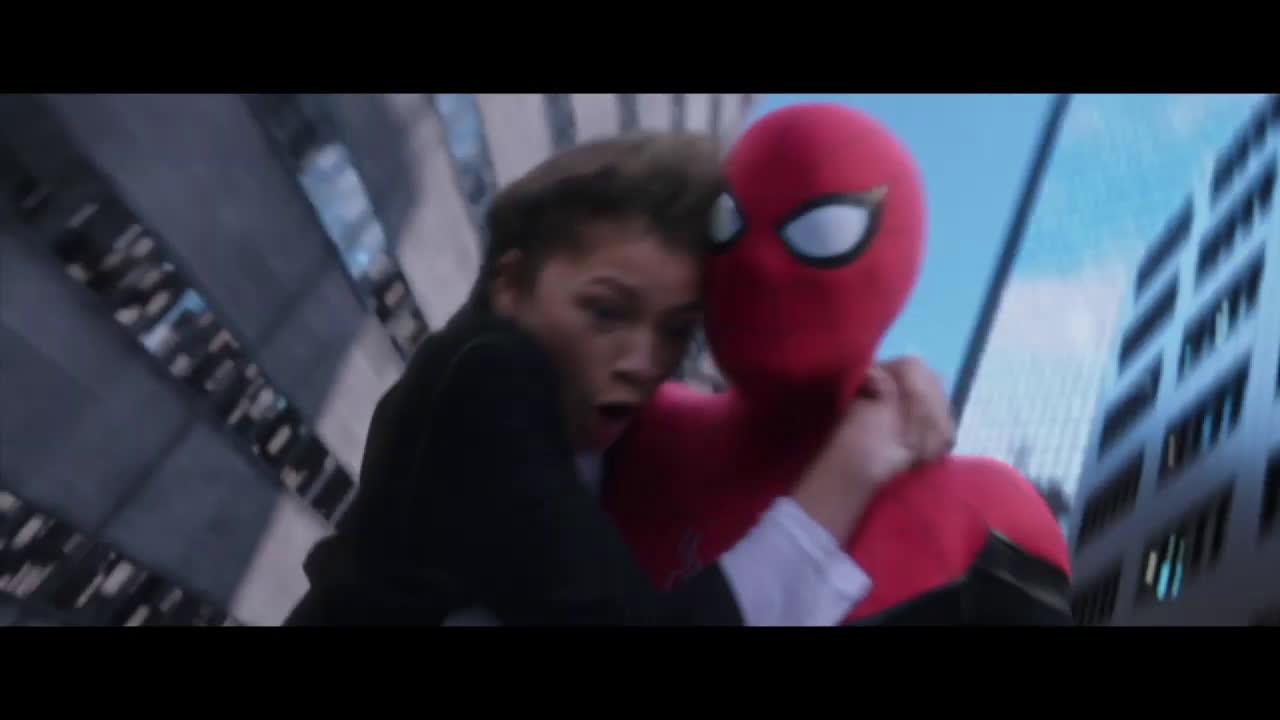 Sony Pictures Entertainment SPIDER-MAN: LEJOS DE CASA. Ponte el traje y empieza la aventura. En cines 5 de juli anuncio