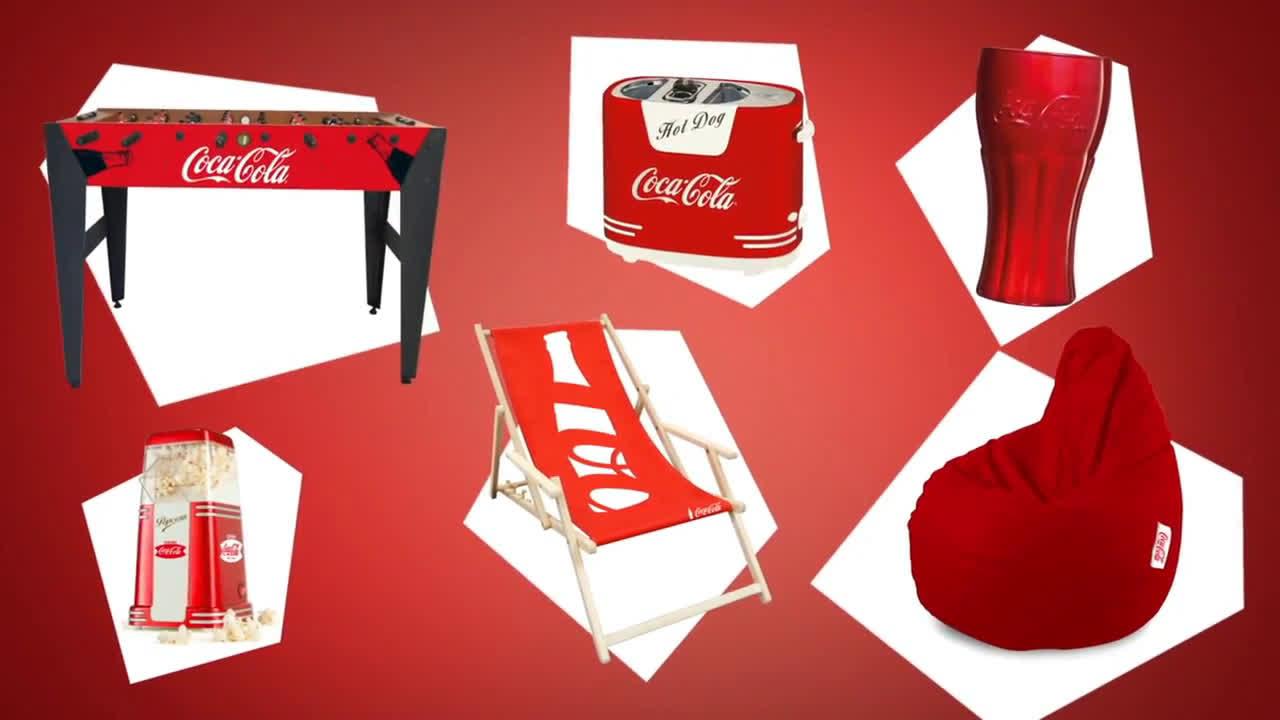 Coca Cola UEFA EURO 2016 – Promoción Vibra la afición Coca-Cola anuncio