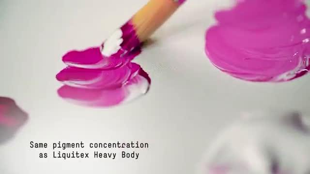 Liquitex LQX SOFT BODY - HIGHLY PIGMENTED anuncio