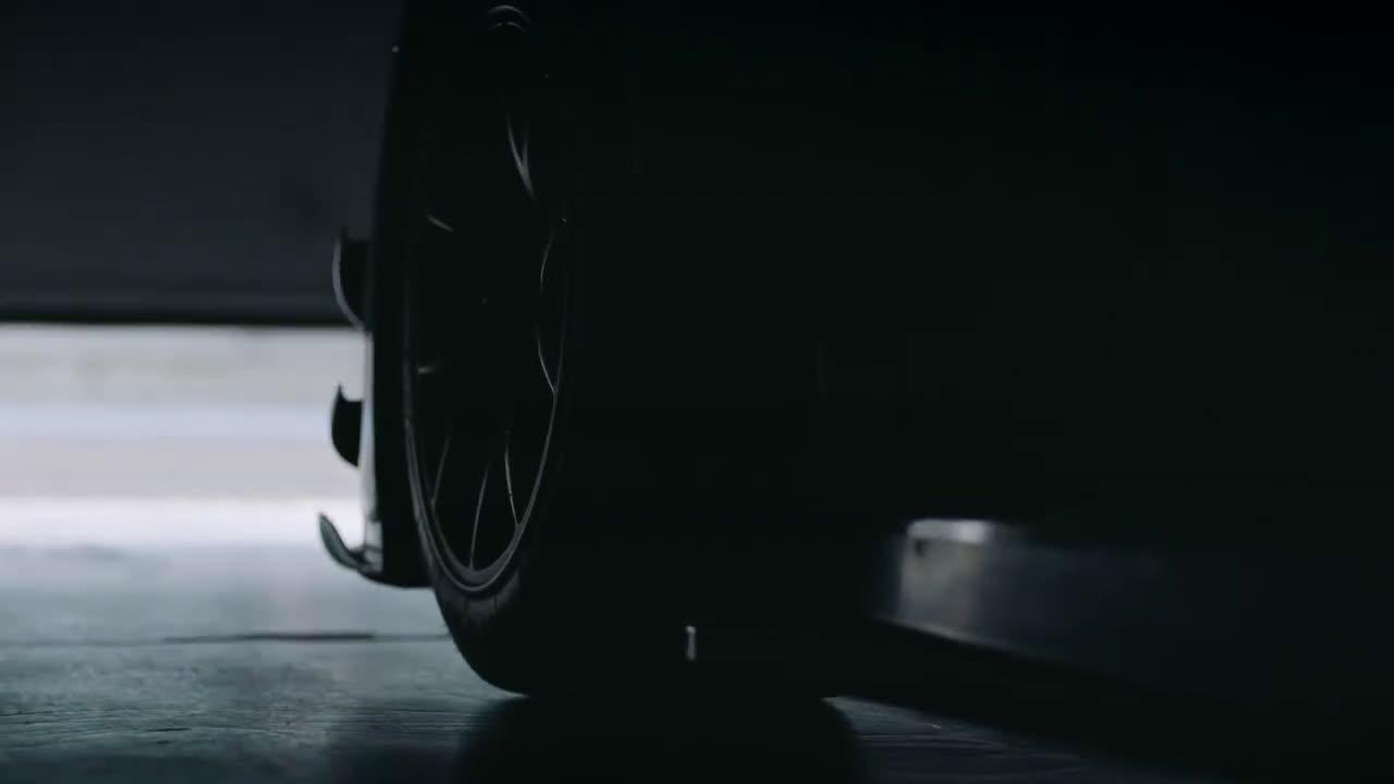 Nueva evolución del Porsche 911 RSR Trailer