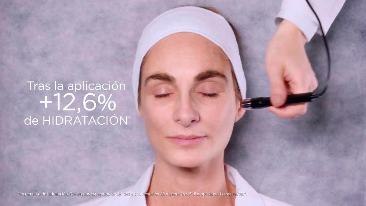 L`oreal Ampollas rellenadoras Revitalift Filler con ácido hialurónico by Marta Reyero anuncio