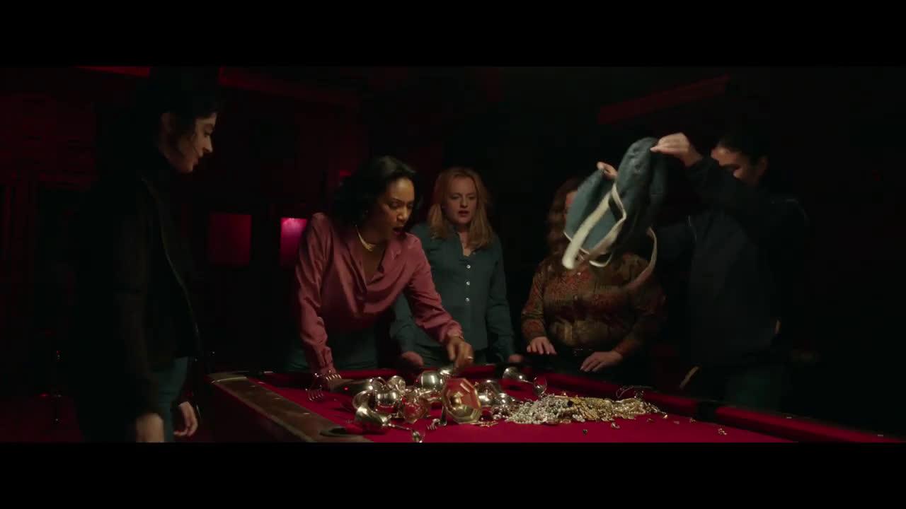 Movieclips Trailers The Kitchen Final Trailer (2019) anuncio