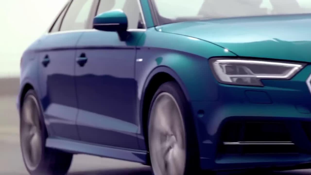 A3 Sedan: asombrosamente fascinante Trailer