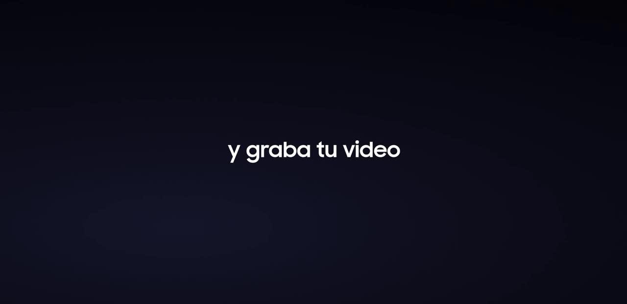 Samsung #GalaxyA80 | Cómo hacer videos con tu Galaxy A80 y el enfoque dinámico anuncio