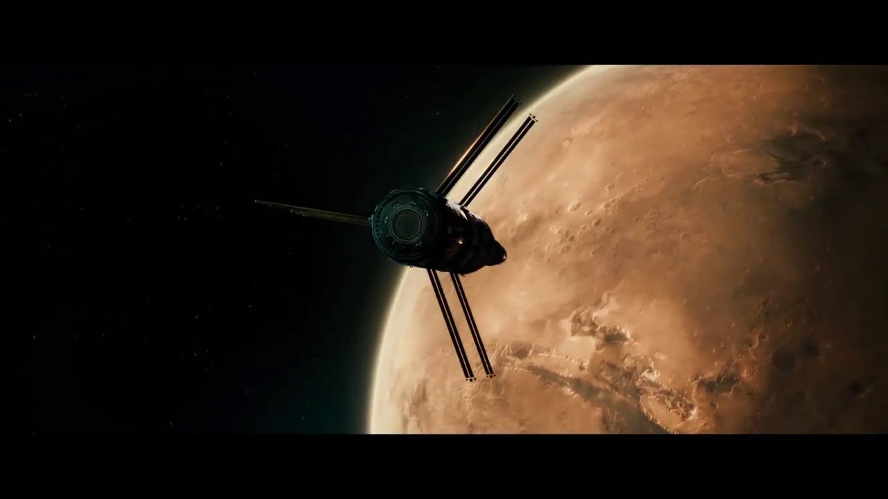Movieclips Trailers Ad Astra Trailer #2 (2019)  anuncio