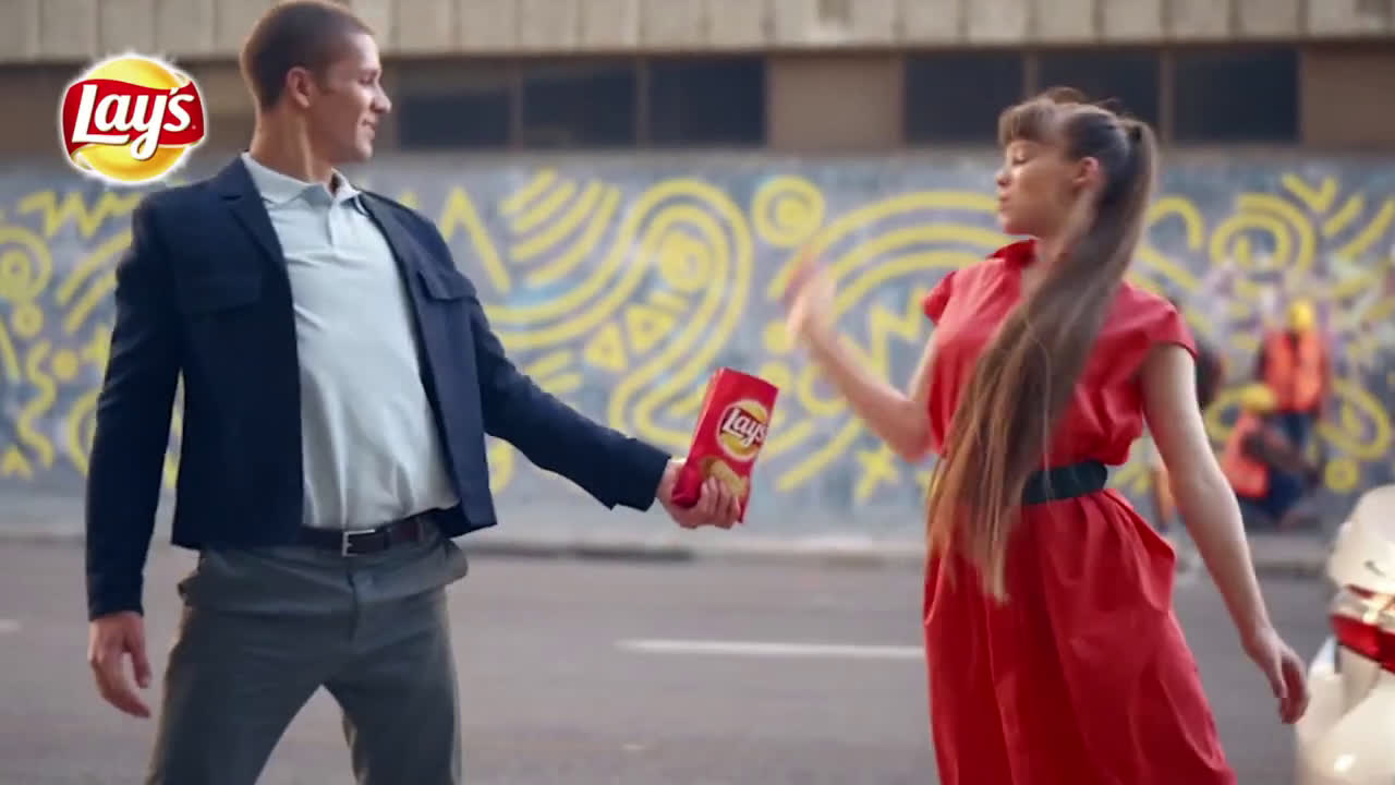 Lays 3,2,1 #SaboreaElVerano con Lay's anuncio