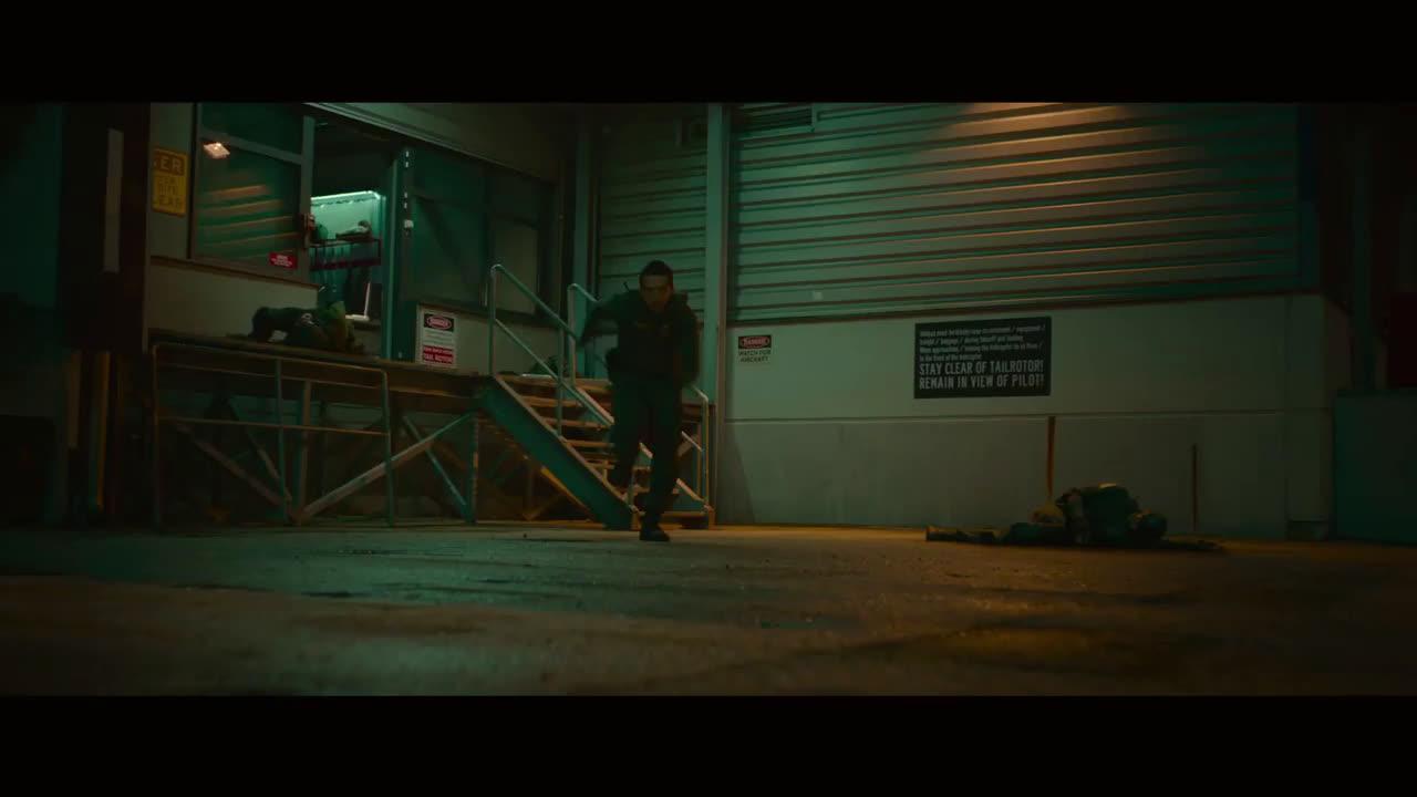 Movieclips Trailers Terminator: Dark Fate Comic-Con Featurette (2019 anuncio