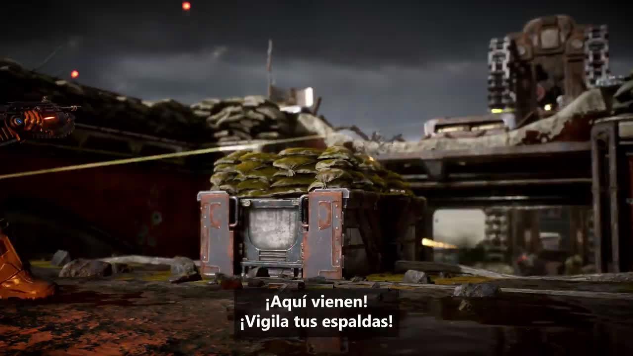 Xbox Tráiler de Gears 5 - Modo Versus anuncio