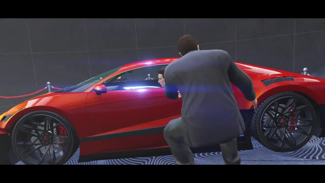 PlayStation GTA Online - The Diamond Casino & Resort (en español) | PS4 anuncio