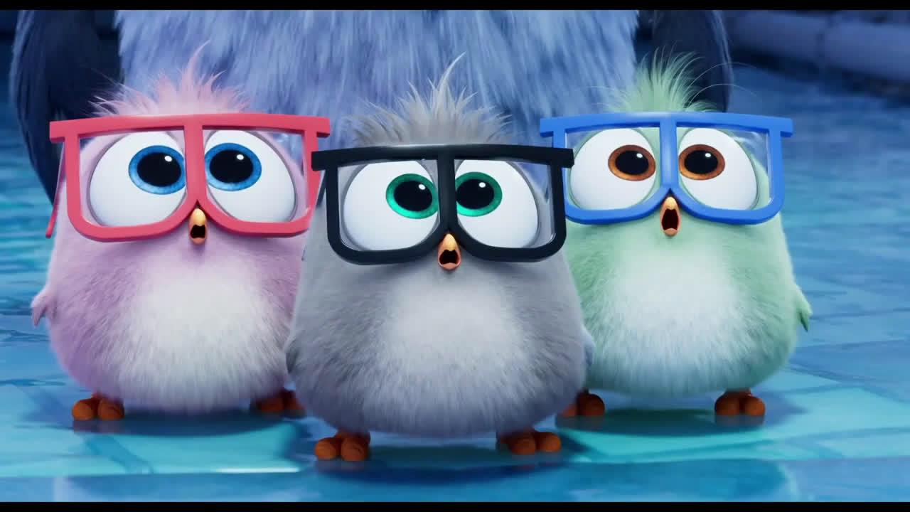 Trailers In Spanish Angry Birds 2 La Película Clip (Super Armas) Español Latino anuncio