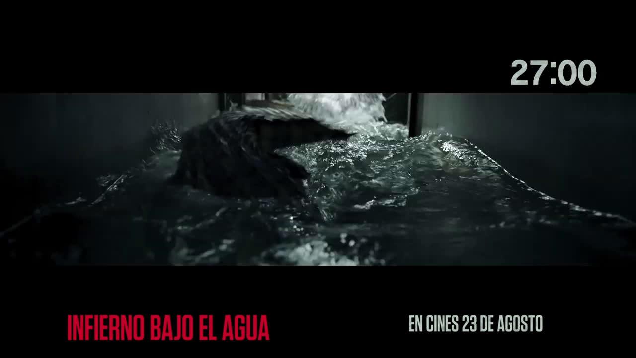 Paramount Pictures Infierno Bajo El Agua | Underwater anuncio