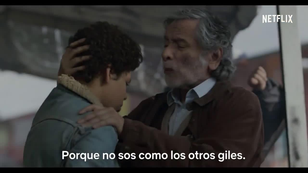 Trailers In Spanish APACHE - La vida de Carlos Tévez (2019) Netflix Tráiler Oficial Español Latino anuncio