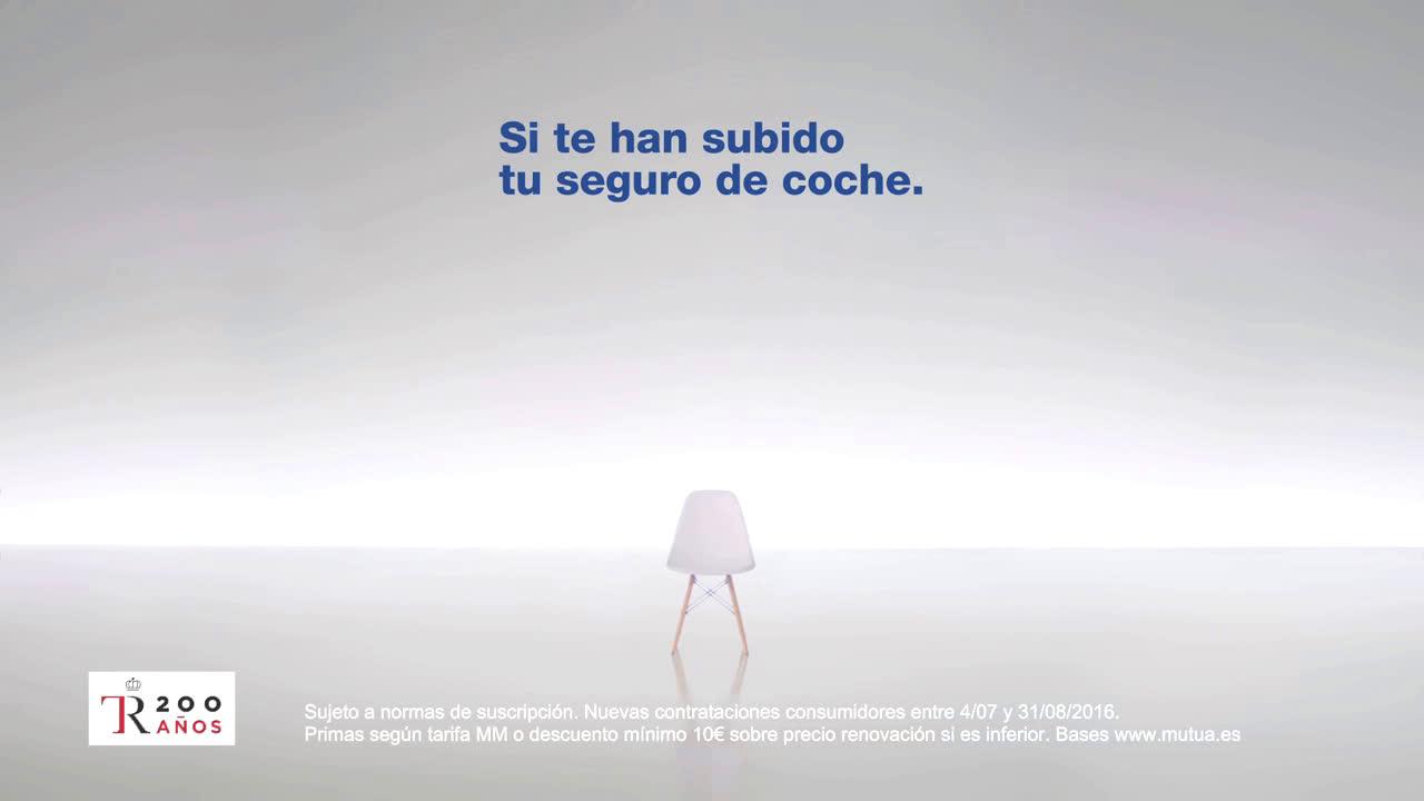 Mutua Madrileña ¿Por qué a mí si soy buen conductor? anuncio