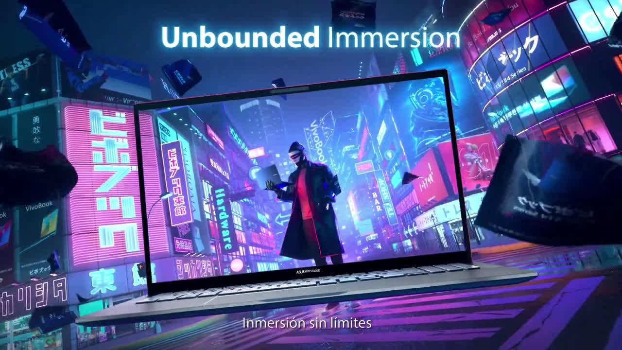 Asus Imágenes que inspiran – VivoBook S14/S15  anuncio