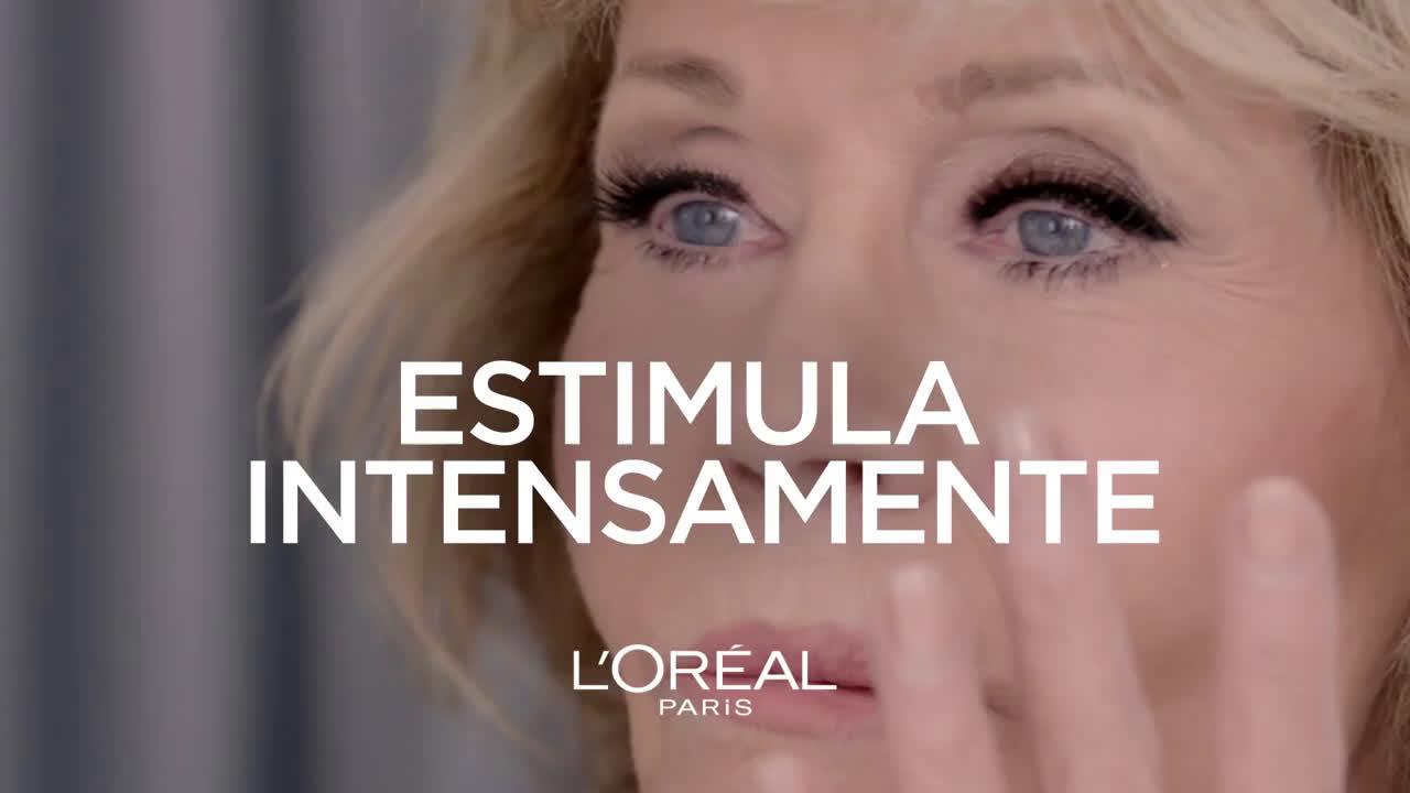 L`oreal Contorno de ojos Age Perfect Golden Age anuncio
