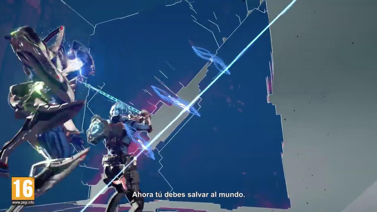 Nintendo ASTRAL CHAIN - ¡Disponible el 30 de agosto! (Nintendo Switch) anuncio
