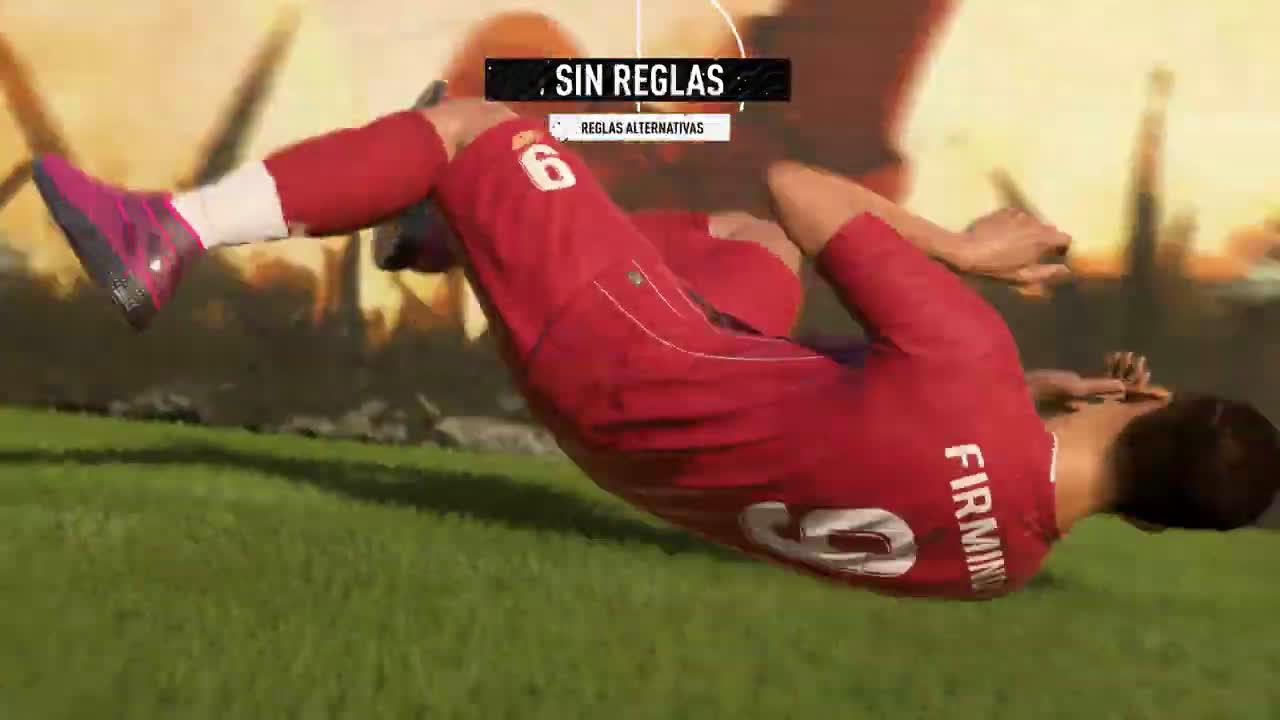 Xbox FIFA 20, Volta es puro espectáculo anuncio