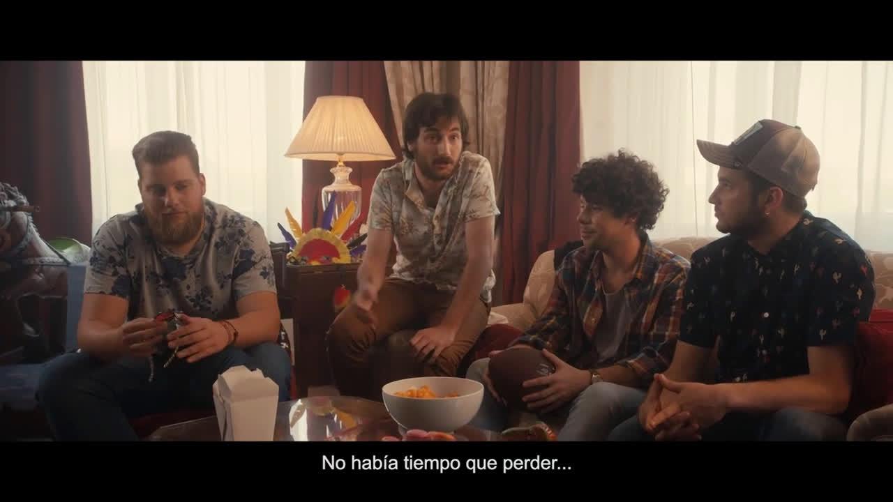 Ron Barceló Le llamaban Libe anuncio
