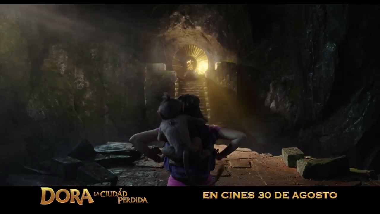 Paramount Pictures Dora Y La Ciudad Perdida | Legendary anuncio