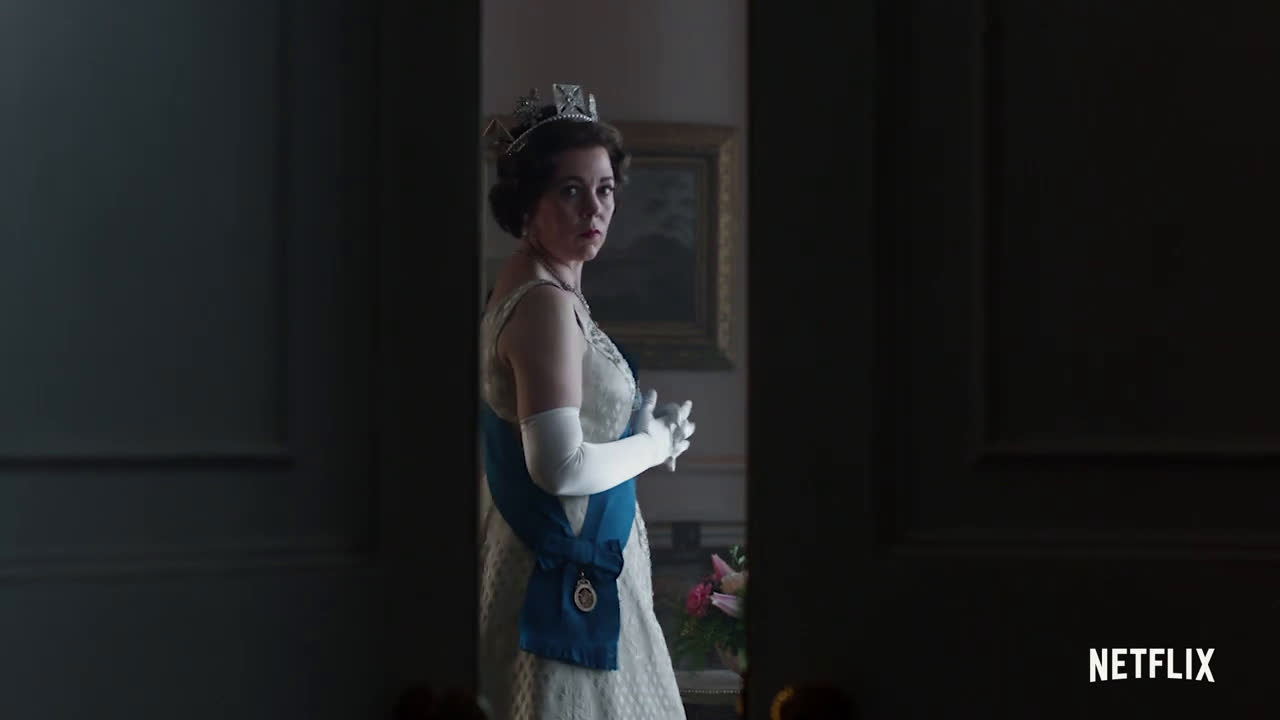 The Crown (subtítulos) | Temporada 3 | Anuncio del estreno Trailer