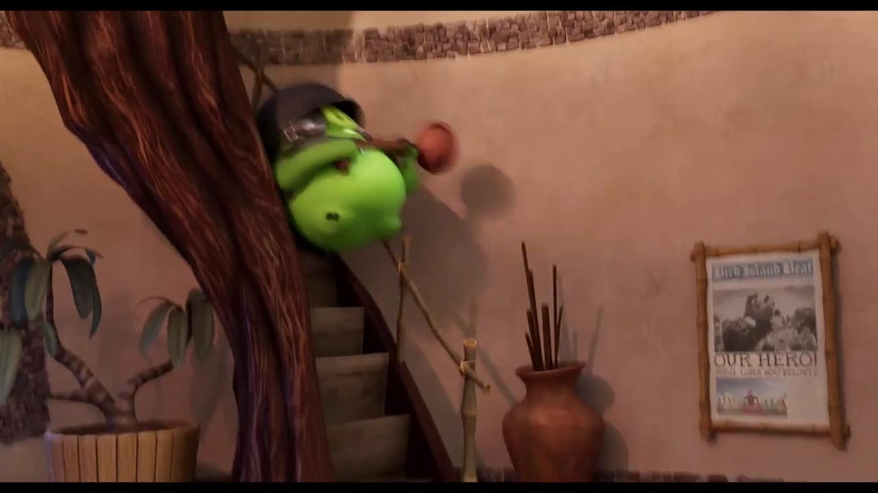 Sony Pictures Entertainment ANGRY BIRDS 2: LA PELÍCULA. Comando cochino al rescate. En cines 23 de agosto. anuncio